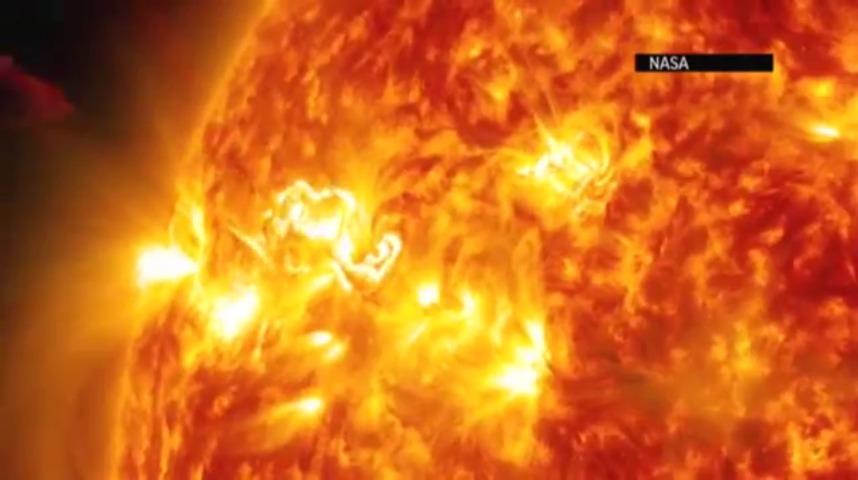 Grandes tormentas solares 'esquivan' los sistemas de detección en la Tierra