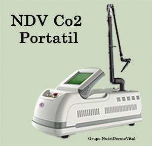 Laser CO2-PORTATIL