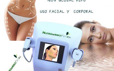 NDV Global HIFU   Facial + Corporal
