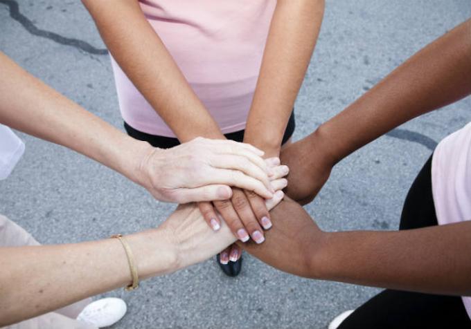 ¡Súmate al rosa!, Junt@s contra el cáncer de mama