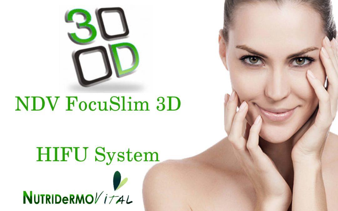 Gama NDV  HIFU Facial  (UltraSonido Focusado de Alta Intensidad)