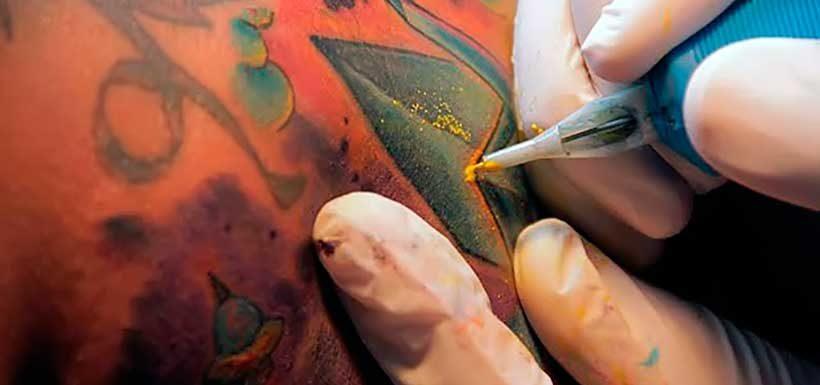 Nanopartículas Cancerígenas en la Tinta para Tatuajes