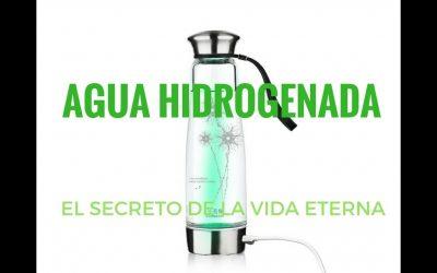 Llega el secreto Japones del agua Hidrógenada