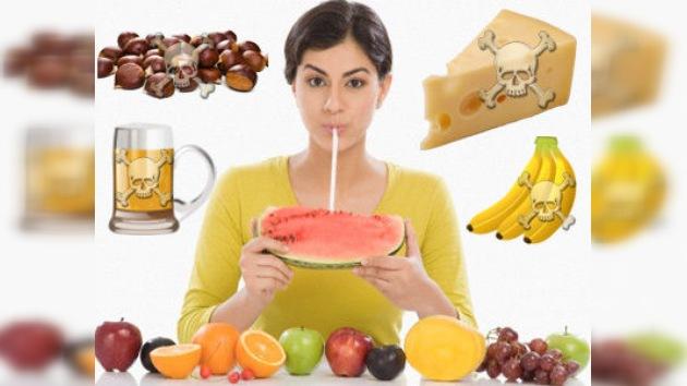 Alimentos que potencian o reducen el dolor de cabeza