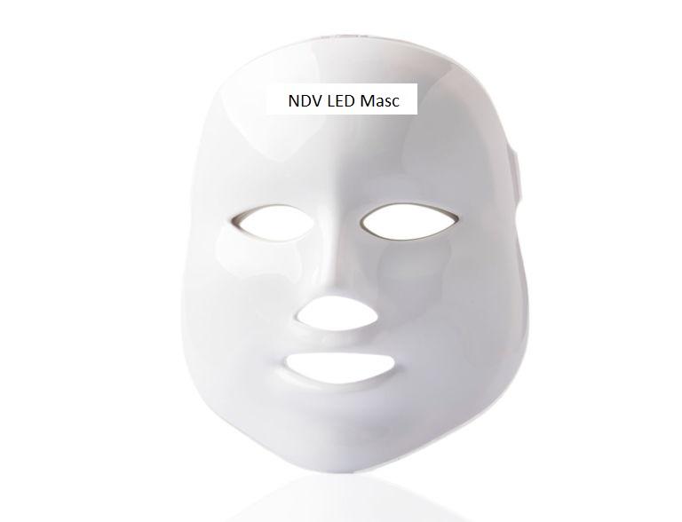 Las máscaras de luz LED, Un tesoro contra el acné, las manchas o las arrugas