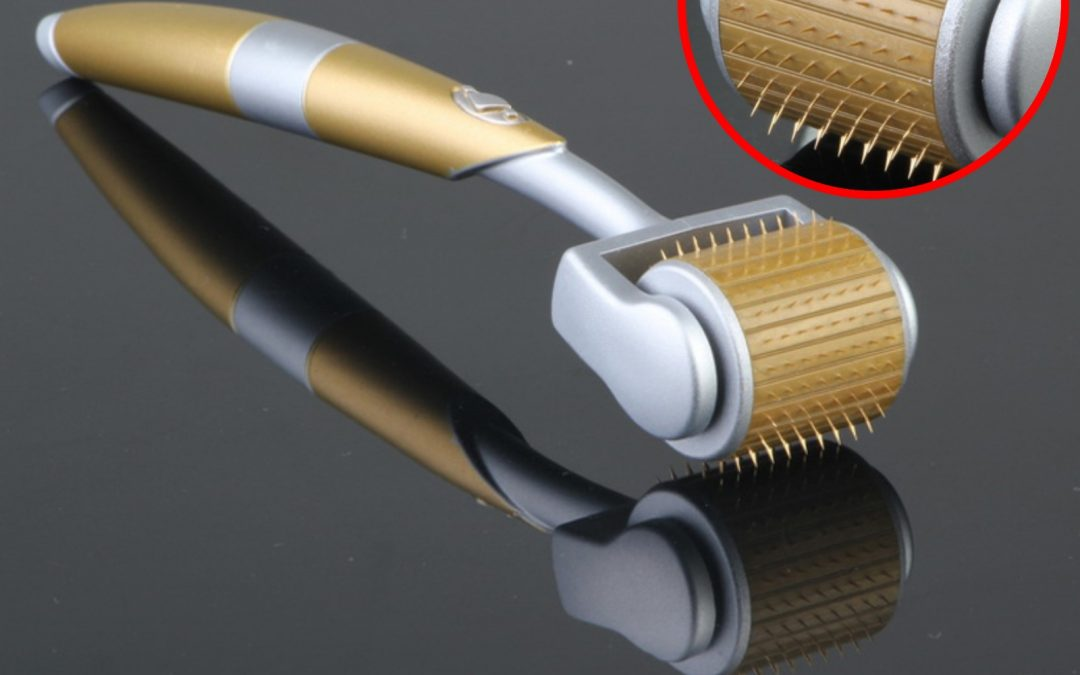 Microneedling de RF Fraccionada  (MNRF) technology