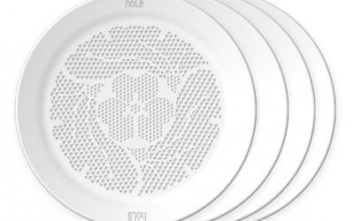 'Hola', el primer plato capaz de absorber calorías de la comida