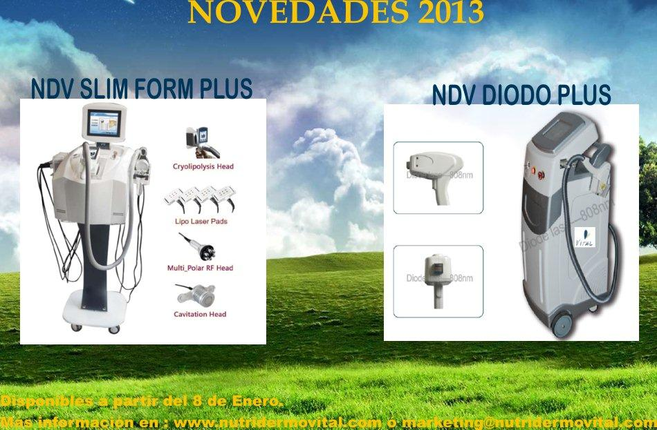 NOVEDADES 2013 ( Nuestras dos primeras Novedades disponibles a partir del 8 de Enero de 2012)