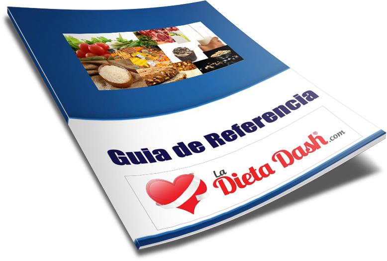 dieta dash recetas pdf