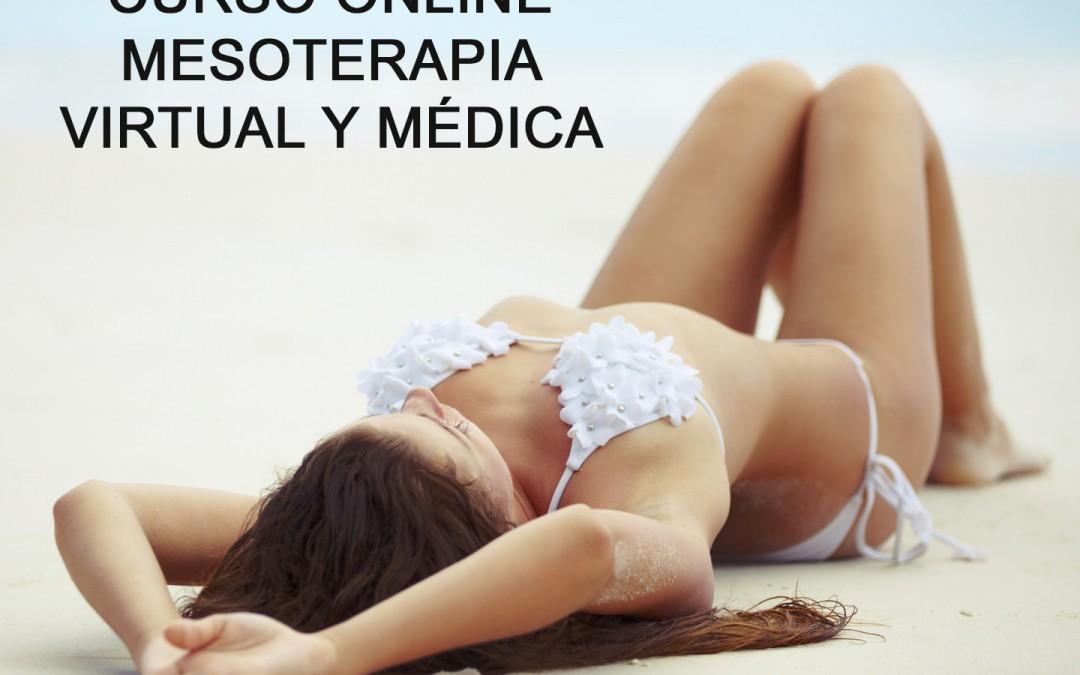 Curso de Mesoterapia (Virtual   y   Medica – Microinyecciones)