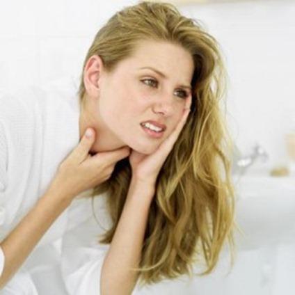 El dolor de garganta UNA DE LAS MOLESTIAS MÁS FRECUENTES
