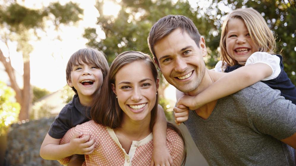 'Queremos que crezcan felices' cómo debemos criar a los niños para que no se frustren