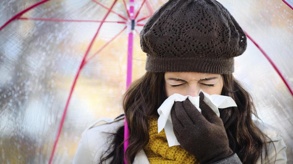 PREPÁRATE PARA EL INMISERICORDE FRÍO  –  Los 5 mejores consejos para prevenir y tratar correctamente la gripe y los resfriados