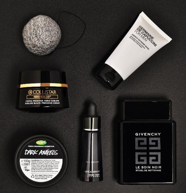 ¿Por qué está de moda la cosmética 'negra'?