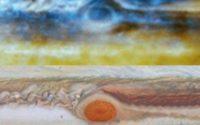 La atmósfera profunda de Júpiter al descubierto
