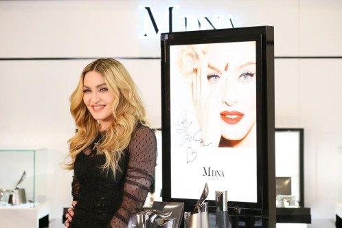 Madonna elimina sus arrugas a 300 dólares por sesión