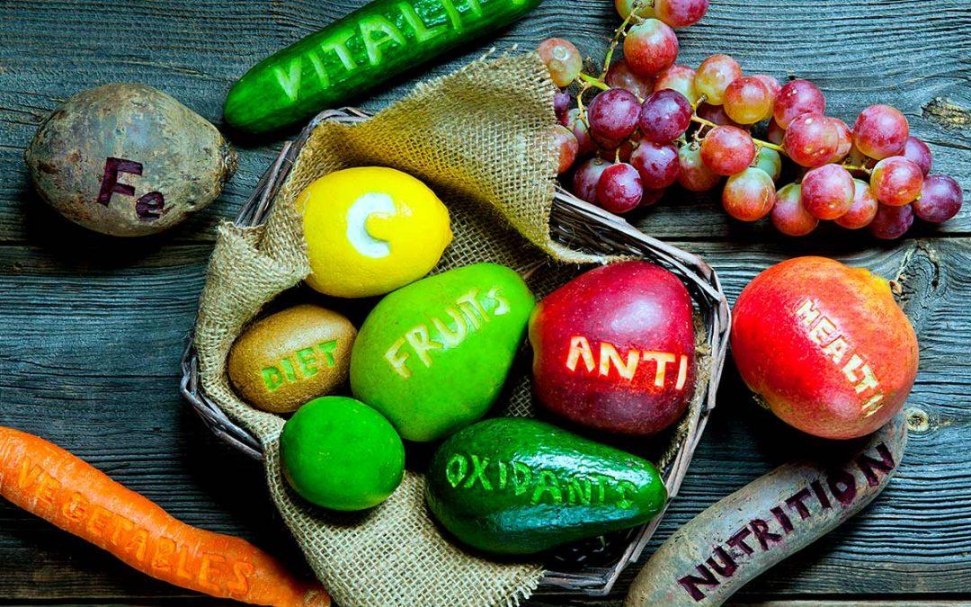 Los antioxidantes: nutrientes clave para el sistema inmunitario
