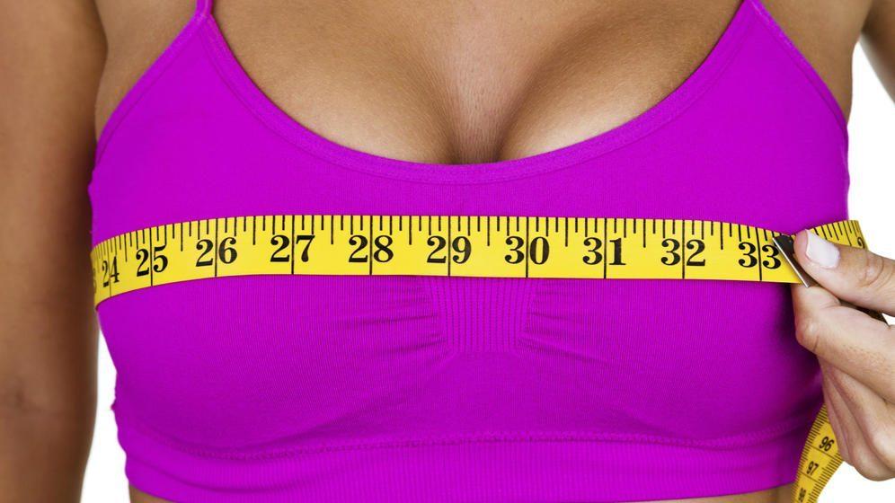 Los senos de las mujeres han aumentado tres tallas, UNA SOBREDOSIS DE ESTRÓGENOS?
