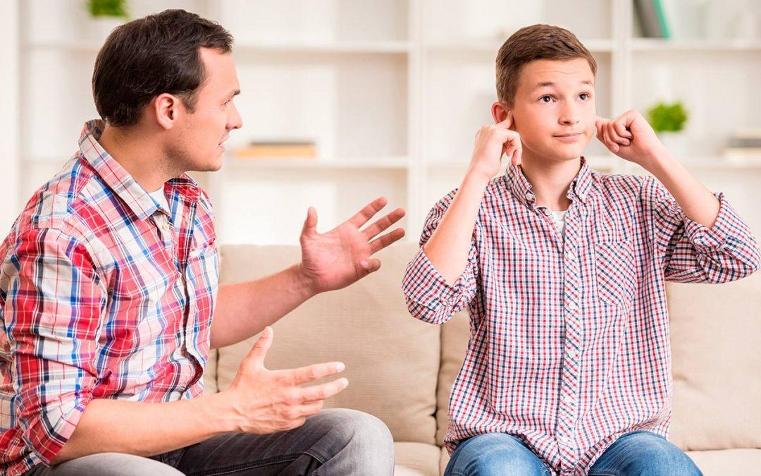 Recupera tu autoridad con tus pequeños, en cinco sencillos pasos