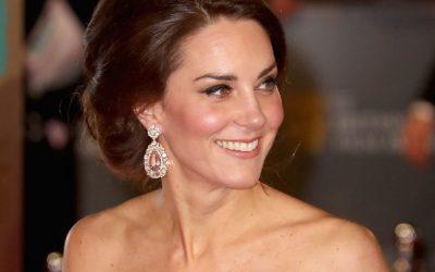 El sorprendente secreto de belleza de  Kate