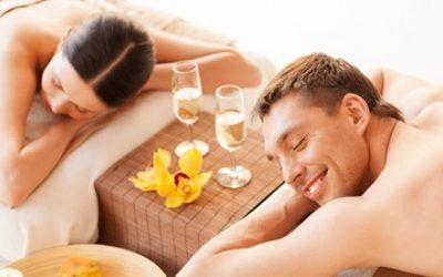 El masaje entre pareja puede mejorar el bienestar físico y emocional