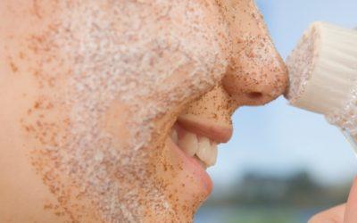 7 alimentos eficaces que sirven de cosméticos