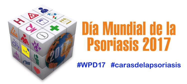 Psoriasis – Día Mundial de la Psoriasis 2017: celébralo con nosotros