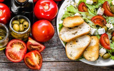 5 razones por las que la dieta mediterránea es de las más saludables