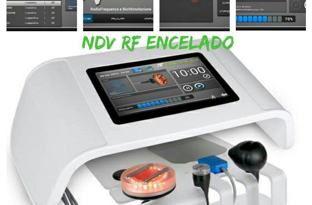 Tratamientos de Diatermia con RF Encelado (faciales y corporales)