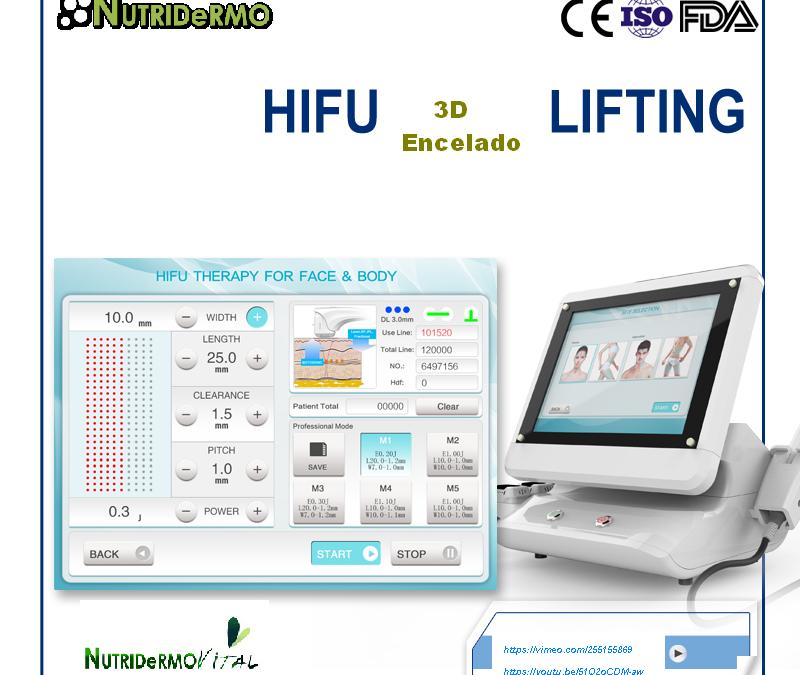 NDV 3D HIFU Encelado