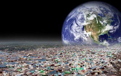"""""""El plástico no es el problema, es lo que hacemos con él"""""""