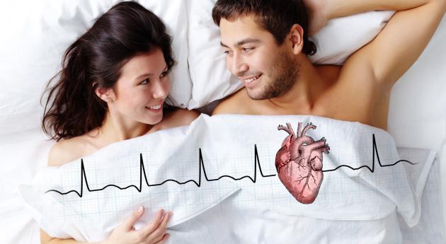 DE, Actividad sexual y Sistema cardiovascular
