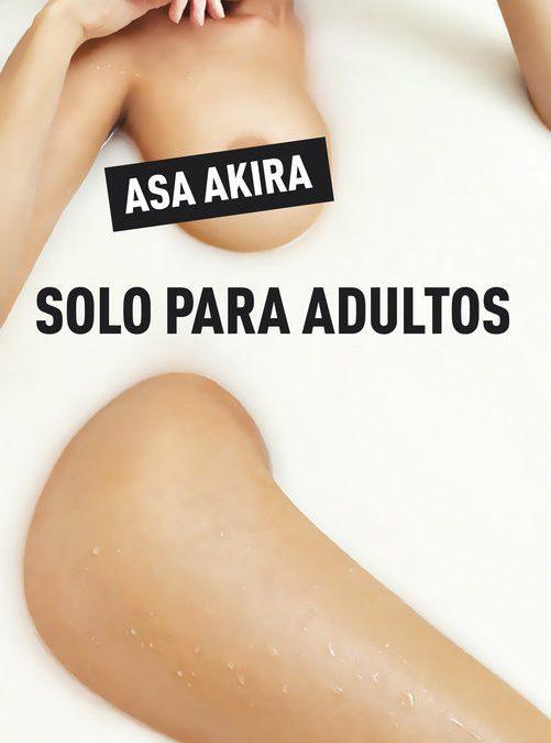 Consejos para durar mas en el sexo de Asa Akira, Men's Health' y una de las revelaciones en el cine X y autora de dos libros relacionados