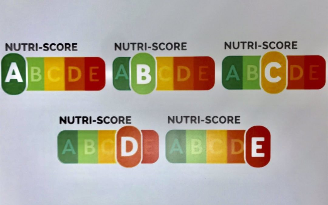 NutriScore. Semaforo nutricional