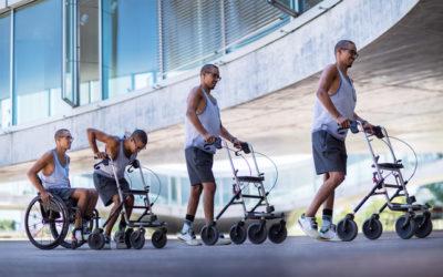 Volver  a andar gracias a la terapia de electroestimulación electrica en la medula espinal