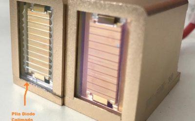 NDV Diodos láser con colimación (FAC) para depilación