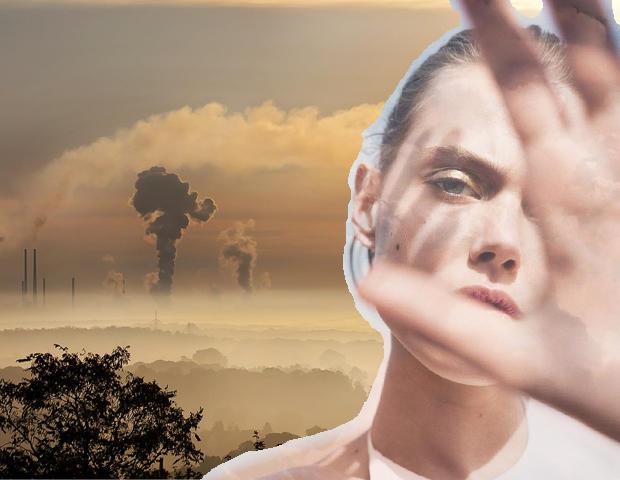 Rutina diaria obligatoria con los cosméticosanti-polución