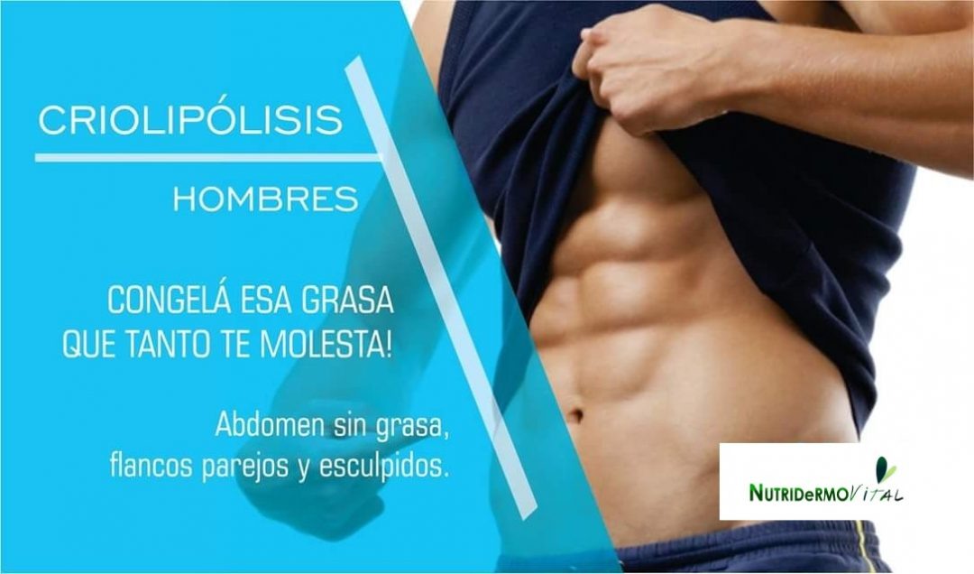 El frío que modela tu cuerpo (Criolipólisis), acabar con la grasa acumulada por medio del frío