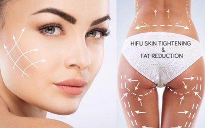 NDV 4D UFFs Ultrasonido Focusado, Tratamientos HIFU para rejuvenecer nuestra cara y cuerpo