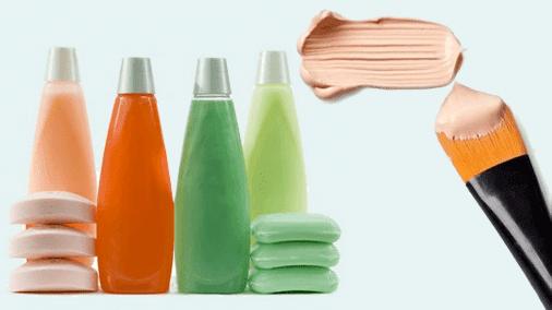 Emulsiones cosméticas, sus tipos y Cómo reconocer el tipo de emulsión