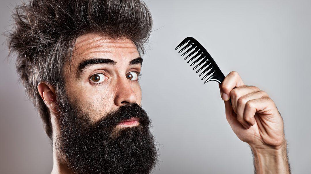 Mantener la barba perfecta en casa durante la cuarentena