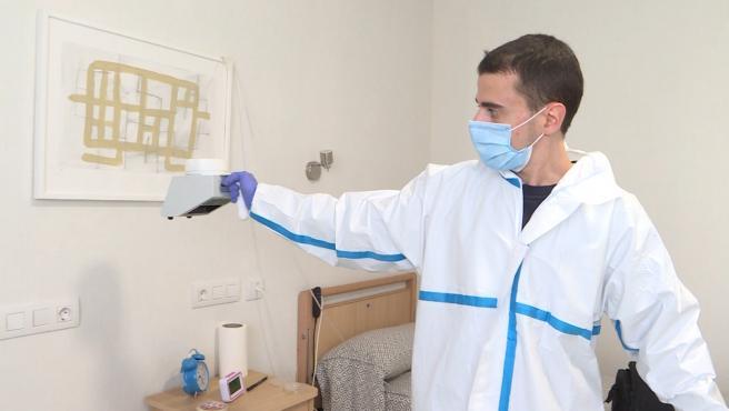 El negocio del ozono, la luz Ultravioleta y otros desinfectantes sin eficacia demostrada contra el Covid-19 y peligrosos para la salud, según su uso