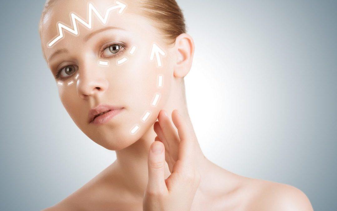 Hilos líquidos o estiramiento facial liquido 'Y Lift'