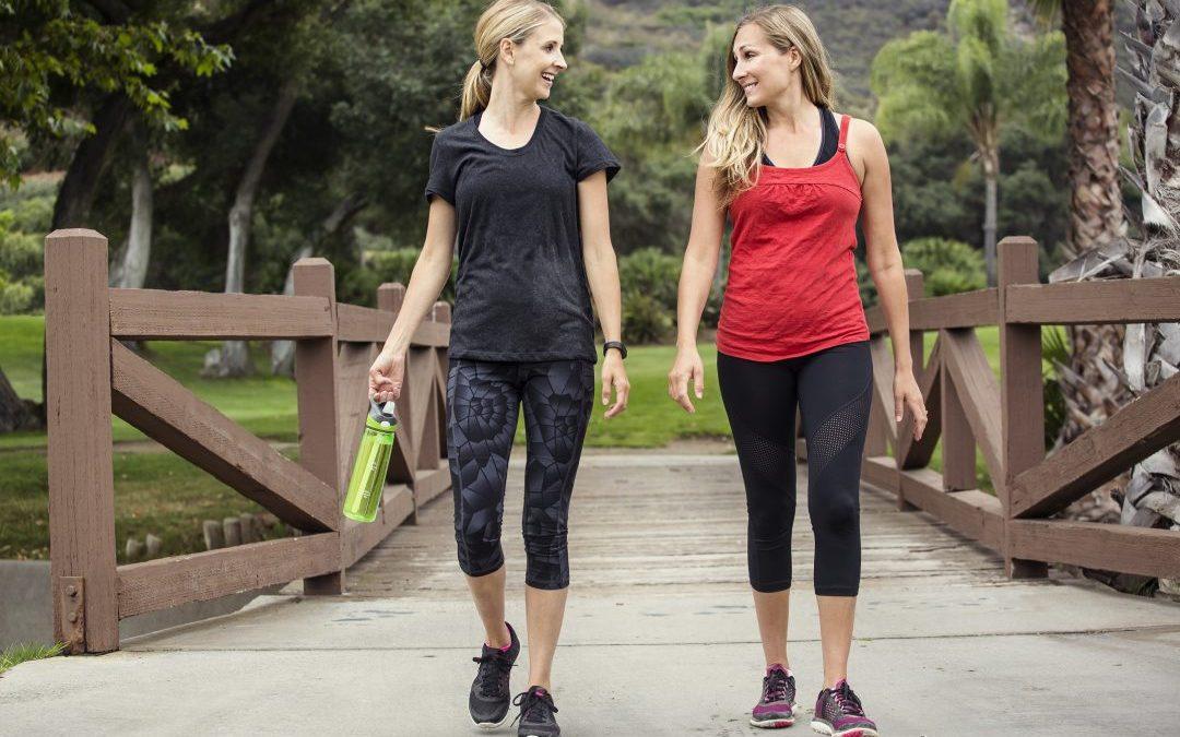 Los HIIW 'High Intensity Interval Walking, entrenamiento por intervalos