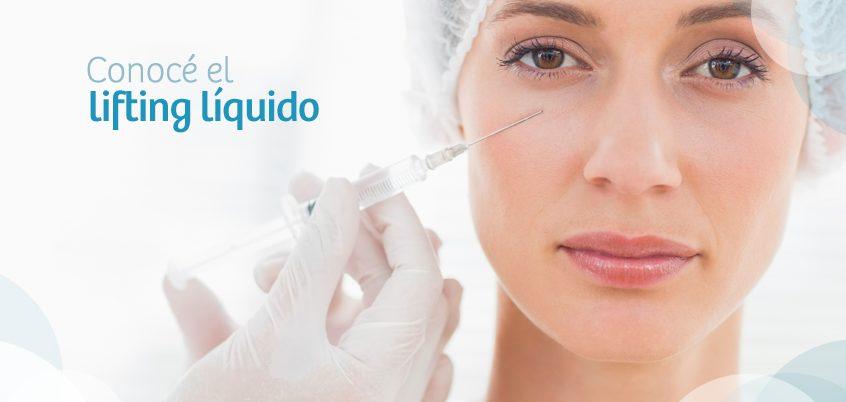 Lifting líquido o estiramiento facial liquido – Y Lift