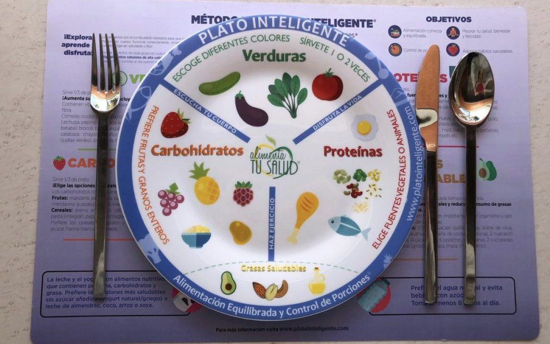 12 habitos para una Dieta inteligente y sostenida para bajar esos kilitos de más