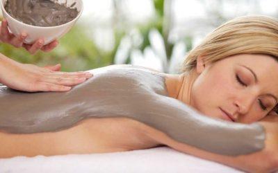 Barroterapia/Fangoterapia; lista de efectos beneficiosos del barro