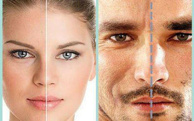 2 Tratamientos Anti Age Para el rejuvenecimiento facial (IPL + RF)